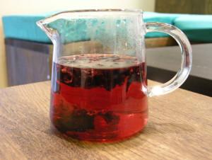 Hibiscus teekannu