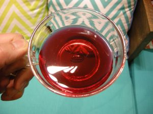 Hibiscus teekuppi