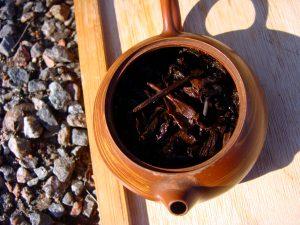 Liu Bao, fermentoitu heicha 80-luvulta.