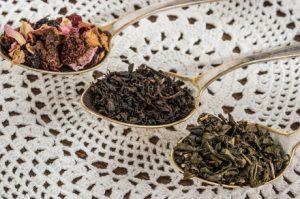 maustettua teetä