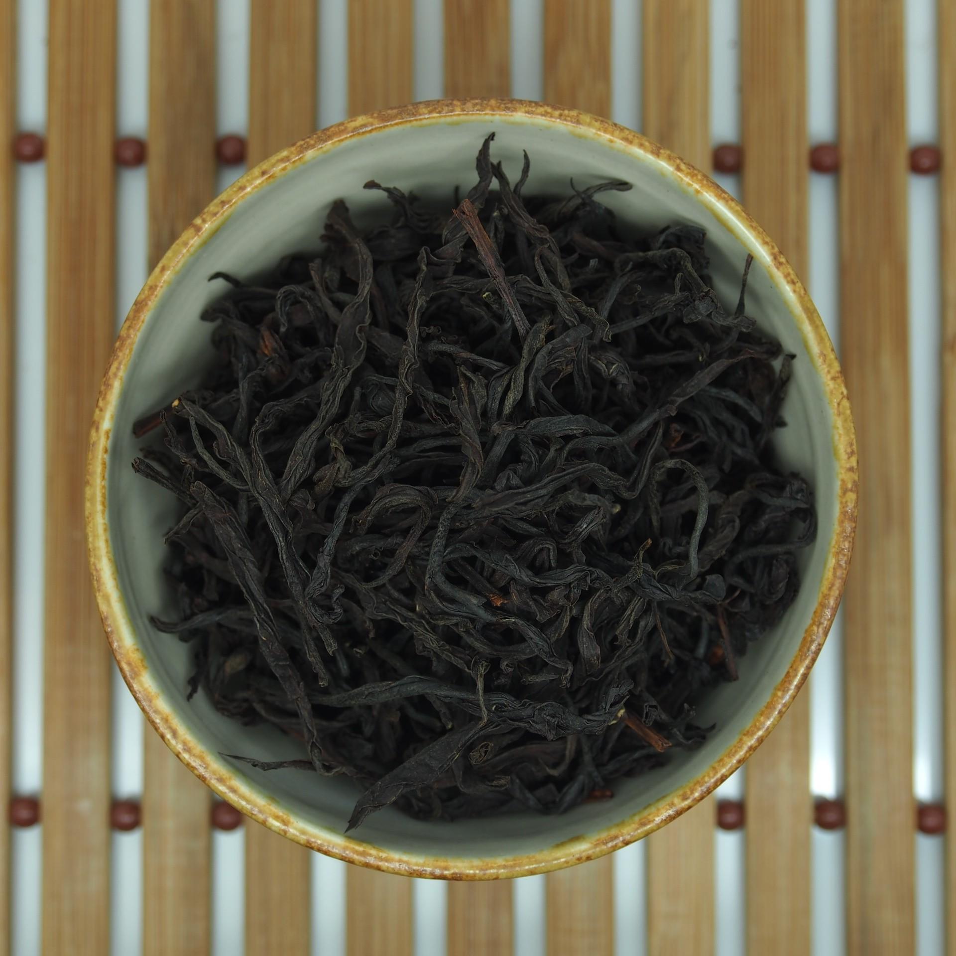 Ruby #18 taiwanilainen musta tee